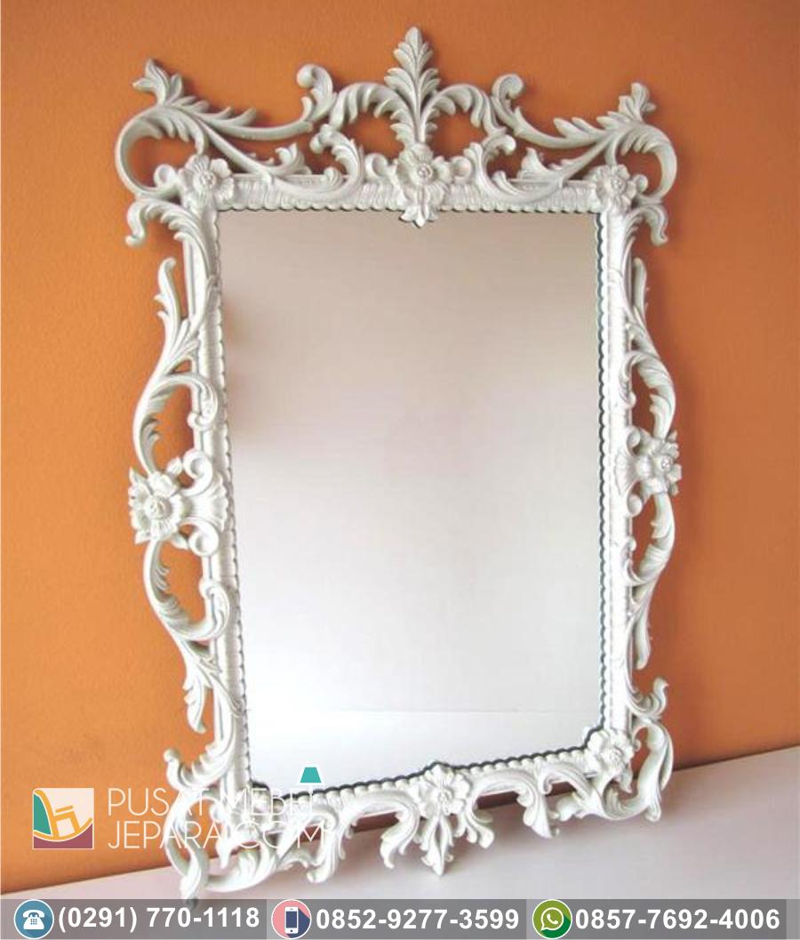 Bingkai Frame Pigura Cermin Ukir Minimalis Kendal Terlengkap