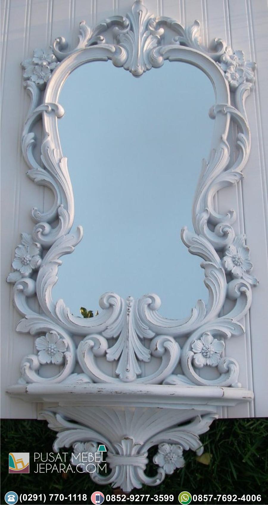 Bingkai Frame Pigura Cermin Ukir Minimalis Kediri Terlengkap