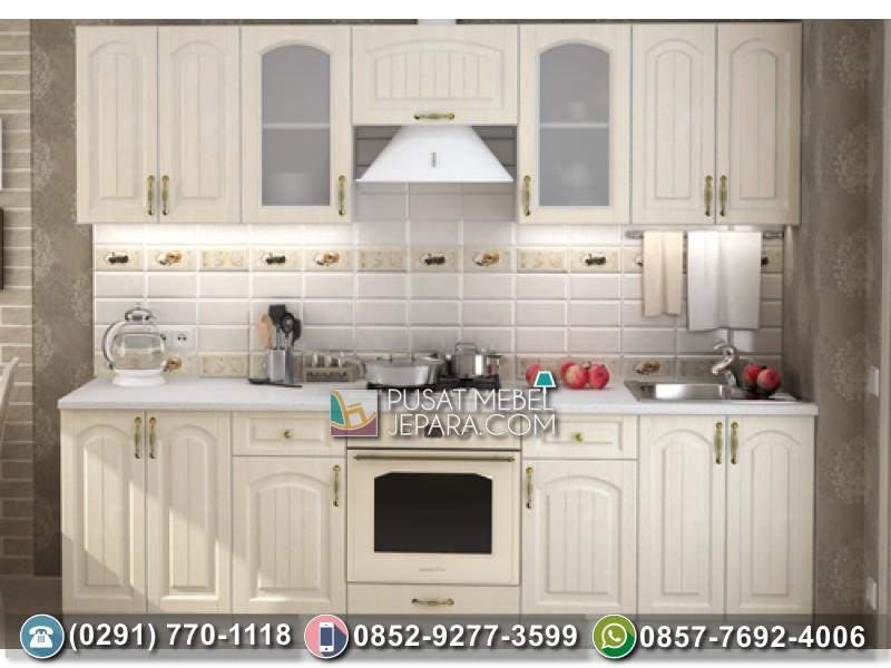 Kitchen Set Mewah Eropa